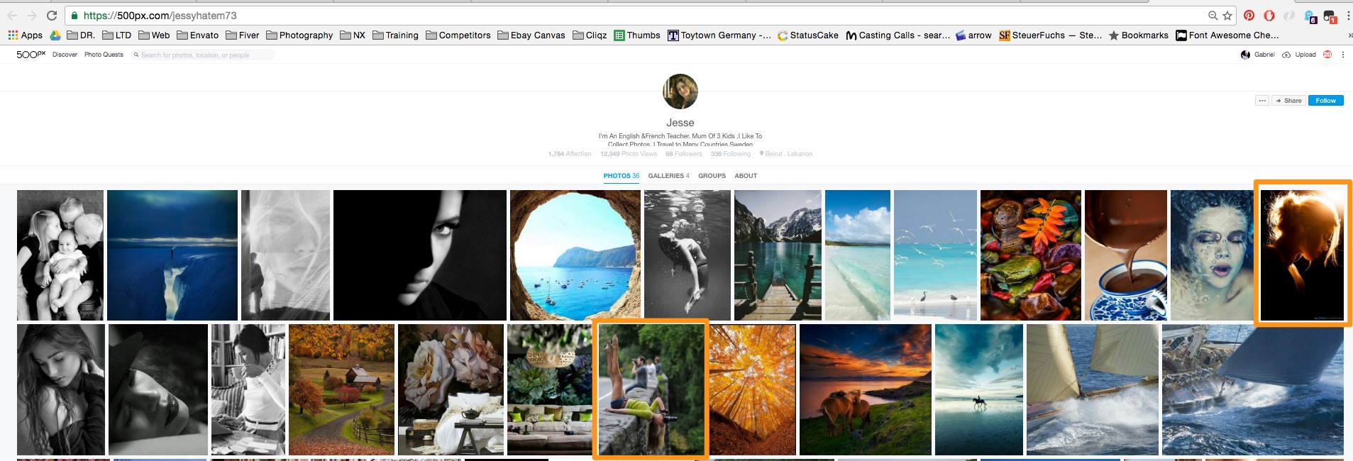 500px build better profile and get more followers – Freegafo
